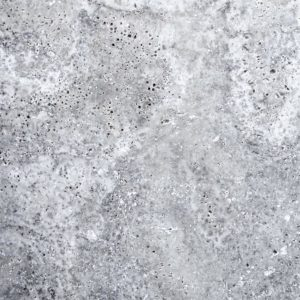 Tumbled Silver Cross-Cut Travertine Travertine Natural Stone CDK Stone