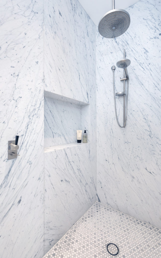Bianco Carrara Marble Natural Stone CDK Stone