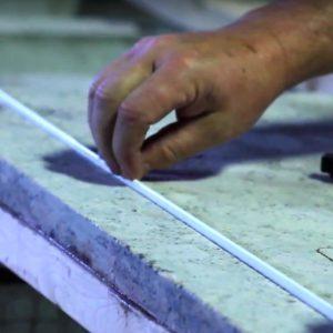 Aarwolf Fibreglass DispenserCutting Handling Transporting CDK Stone Tools Equipment