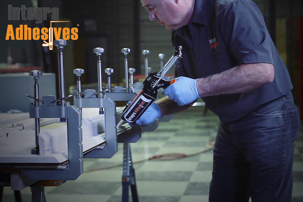 Surface Bonder XI Integra Adhesives Adhesive Tools Equipment CDK Stone