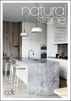 CDK Stone Natural Stone Catalogue Brochure