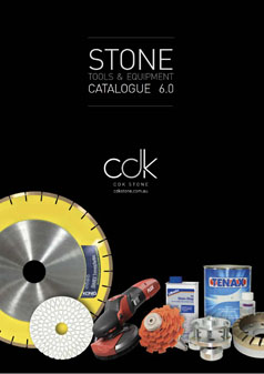 T&E Ultra Compact Surface Sintered Stone Engineered Catalogue Brochure Tools Equipment CDK Stone