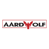 Aardwolf Logo Tool Equipment Supplier CDK Stone