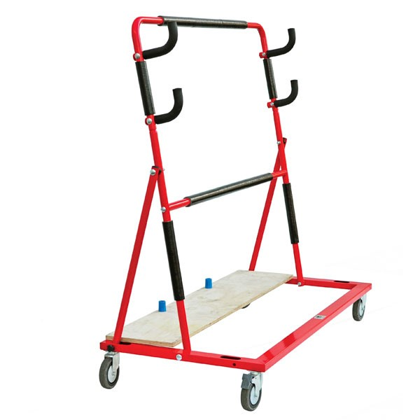 Montolit Goal Transport Cart Trolley Bench Large Format Tile CDK Stone Tool Equipment