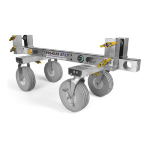 Pro Cart AT2 Trolley Transporter Omni Cubed Tools Equipment CDK Stone