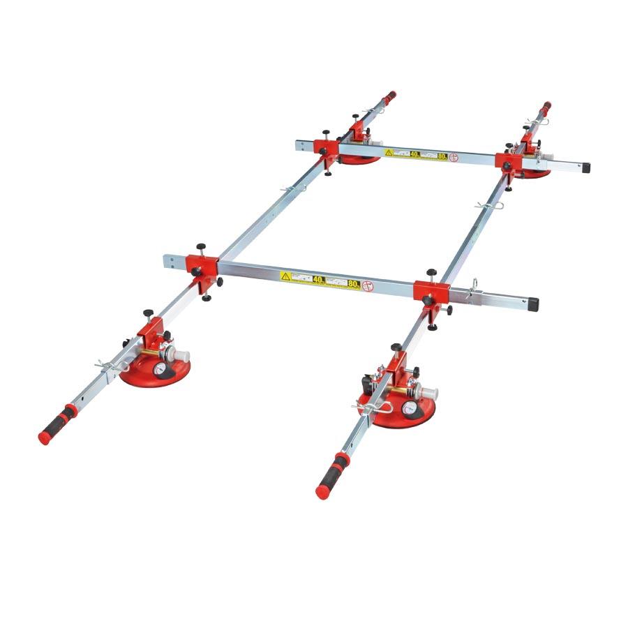 Montolit Superstick Lifter Suction Cups Handling Large Format Tile CDK Stone Tool Equipment