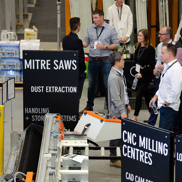 CDK Stone Open House 2018 Machinery Tools Equipment Service Software