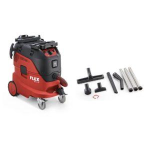 FLEX VCE 44 M AC Safety Vacuum Cleaner Power Tool Tool Equipment CDK Stone