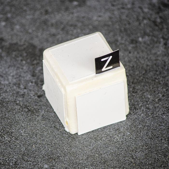 Bianco Carrara BC02 Iron Corten Neolith Adriano Zumbo CDK Stone