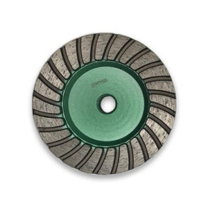 Diarex Pro-Series Grinding Cup 100mm Green Wheel CDK Stone Tools Equipment