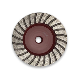 Diarex Pro-Series Grinding Cup 100mm Red Wheel CDK Stone Tools Equipment