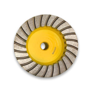 Diarex Pro-Series Grinding Cup 100mm Yellow Wheel CDK Stone Tools Equipment