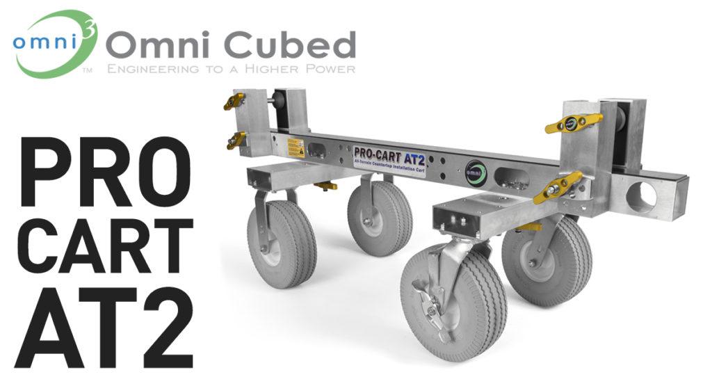 The Block Tools Equipment CDK Stone Omni Cubed Pro Trolley HD2