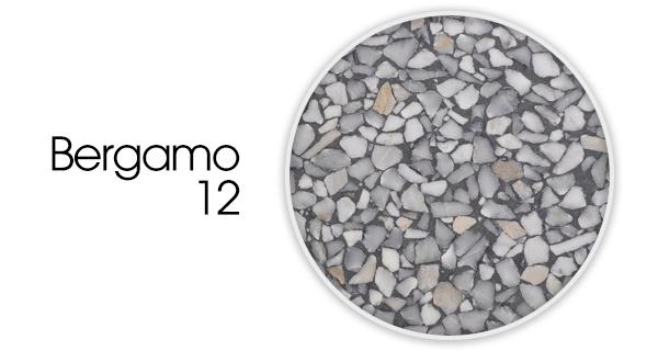 Northstone Bergamo 12 Terrazzo CDK Stone