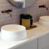 Polar Ice Marble Bathroom