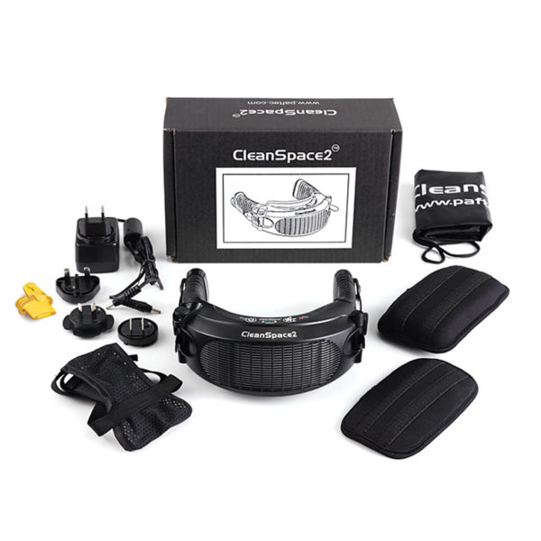 CleanSpace2 Kit Powered Air Respirator CDK Stone Tools Equipment