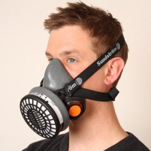 Sundstrom SR90-3 Respirator P3 Tools Equipment CDK Stone