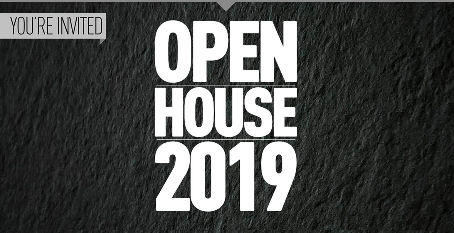 Open House 2019 CDK Stone Sydney Tools Equipment Machinery
