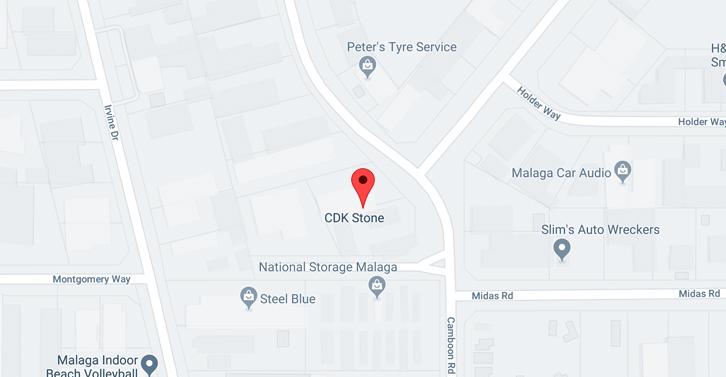 CDK Stone Locations Stores Perth Western Australia