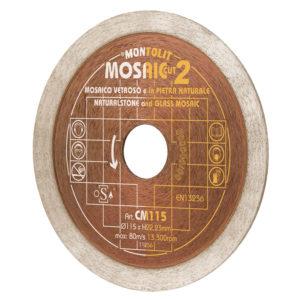 Montolit Mosaic Blade