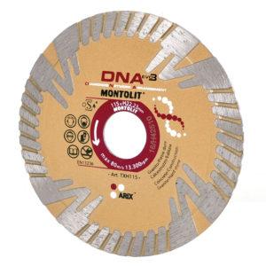 Montolit Turbo DNA EVO3 Blade