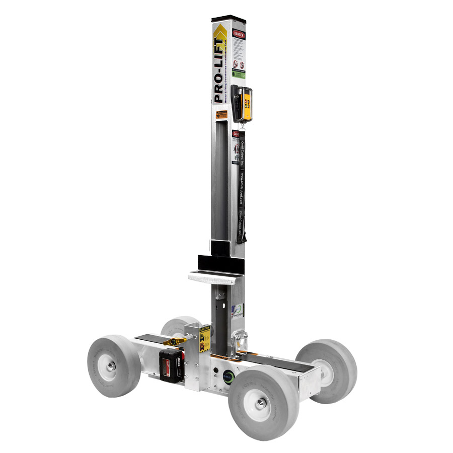 Pro Lift Automatic Trolley Omni Cubed Tools Equipment CDK Stone