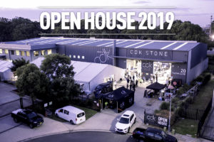 CDK Stone Open House 2019 AWISA Machinery Tool Equipment