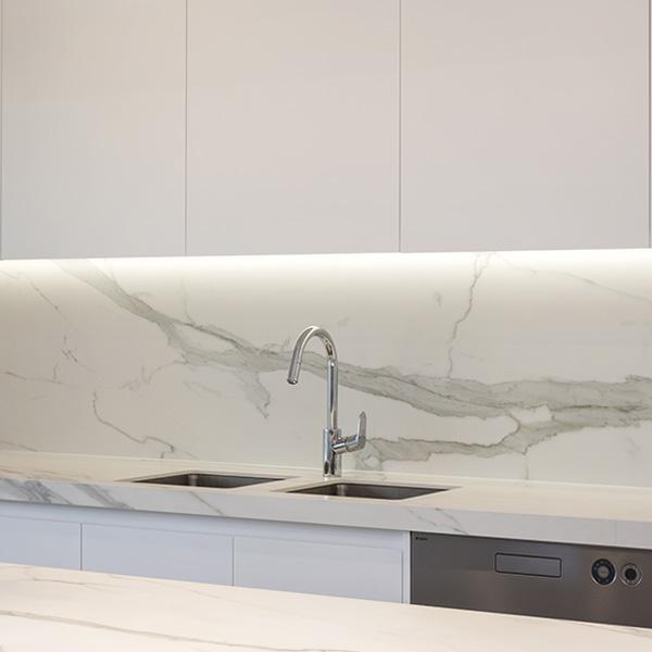 Neolith Estatuario Classtone CDK Stone Bathroom Kitchen Benchtop Vanity Floor Wall Outdoors Sintered Stone