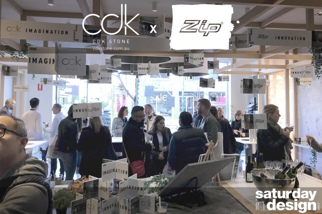 Saturday Indesign Melbourne CDK Stone Neolith Official Exhibitor