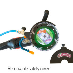 Galeski Ecomax 125 Vario Removable safety cover