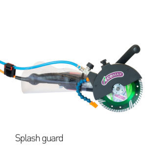 Galeski Ecomax 125 Vario Wet Grinder spalsh guard