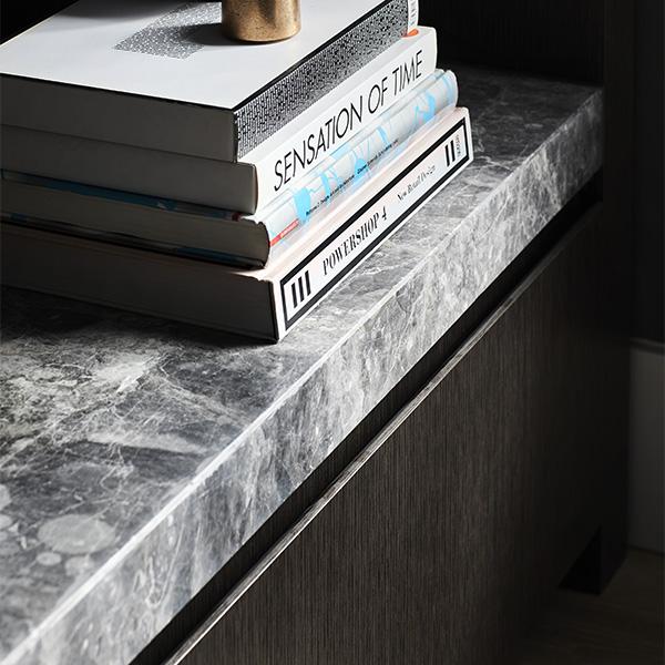 Elegant Grey Limestone CDK Stone Natural Stone Kitech Bathroom Benchtop Vanity Floor Wall Indoor Outdoor Project Gallery
