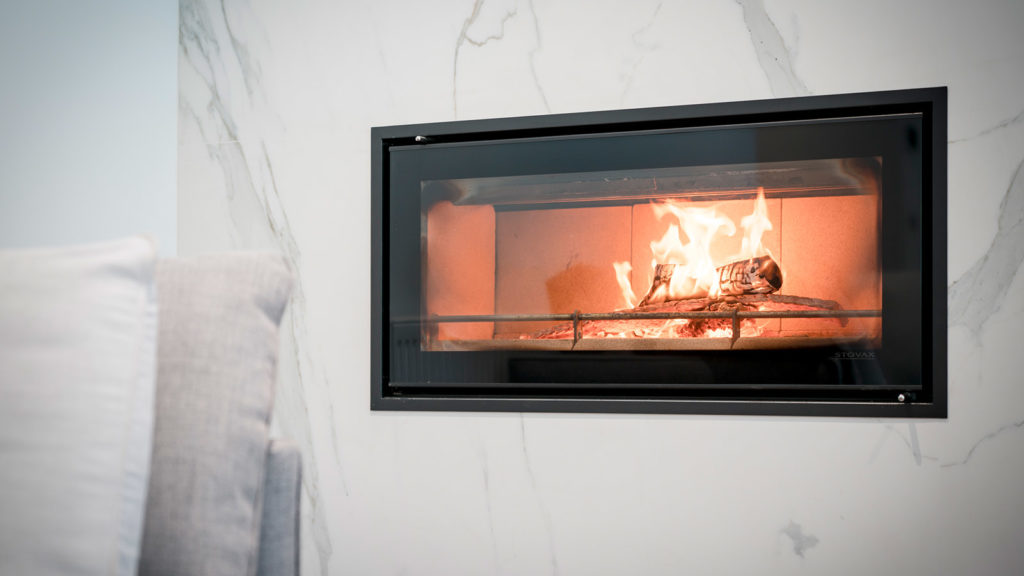 Add Style With A Stone Fireplace Hearth - CDK Stone