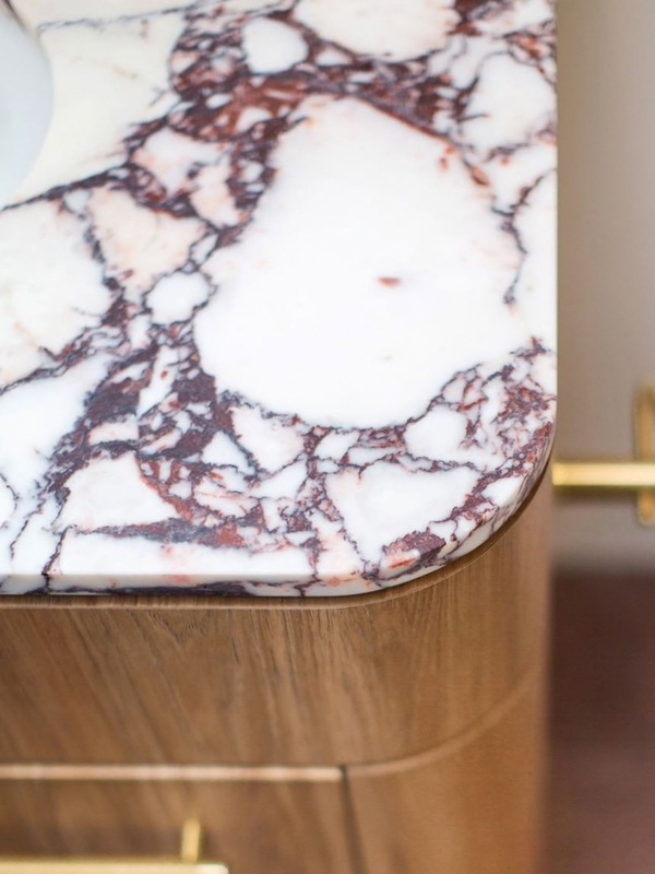 Calacatta Viola Marble CDK Stone Natural Stone Kitchen Benchtop Bathroom Vanity Walls Floors Tiles Cabinets Indoors