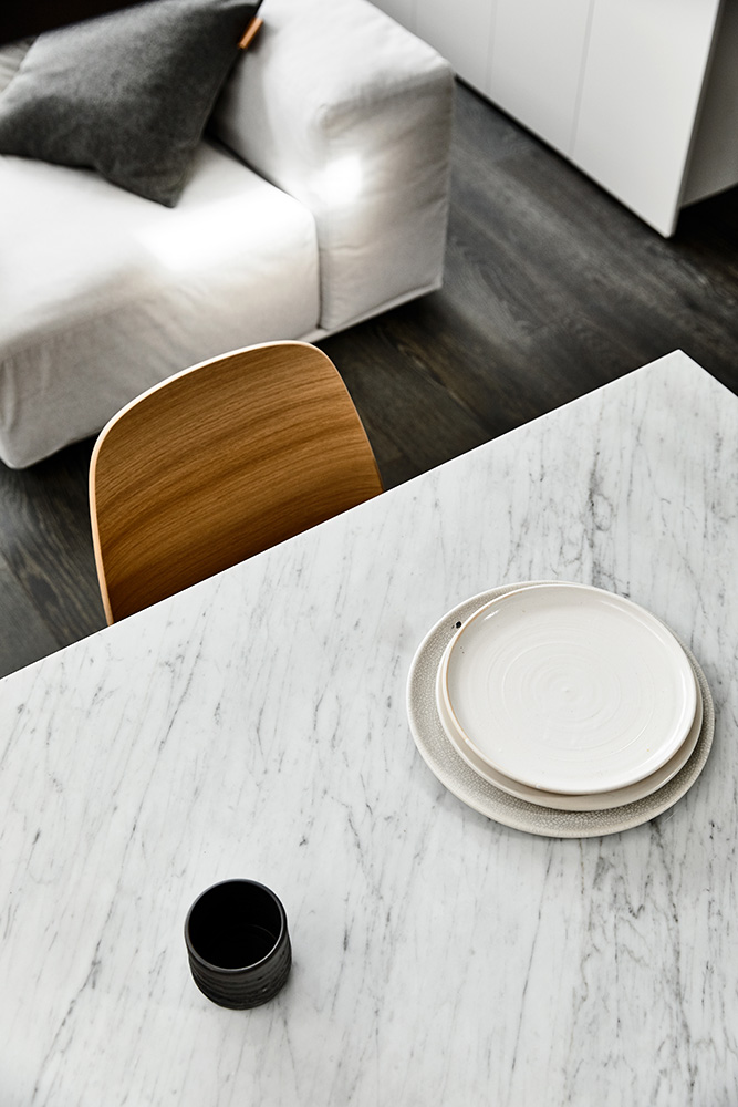 Bianco Carrara Marble Stone CDK Stone