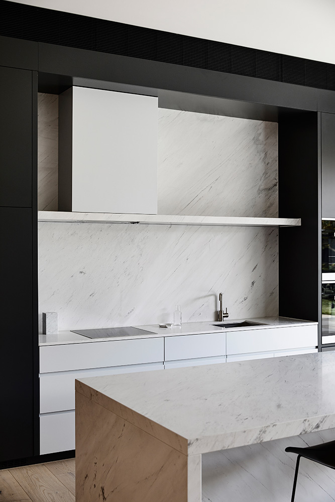 Elba Marble Kitchen Natural Stone CDK Stone