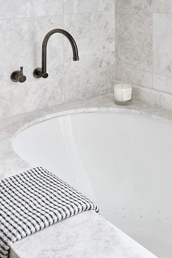 Lord White Marble Bathroom Natural Stone CDK Stone