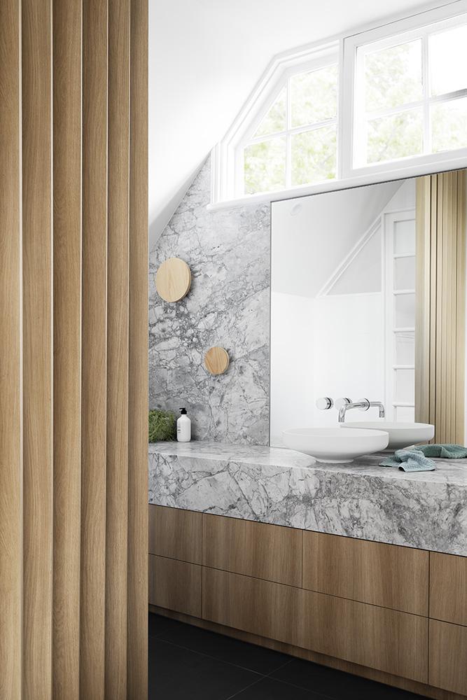Super White Dolomite Bathroom Natural Stone CDK Stone