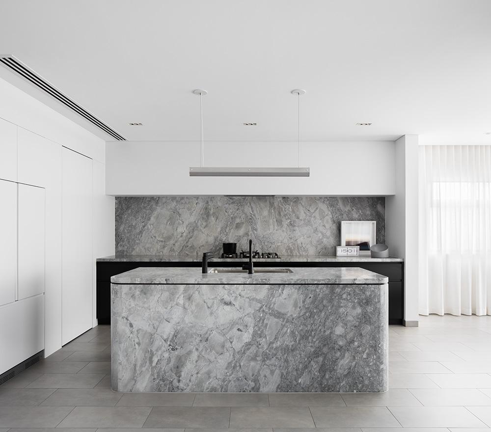 Super White Dolomite Kitchen Natural Stone CDK Stone