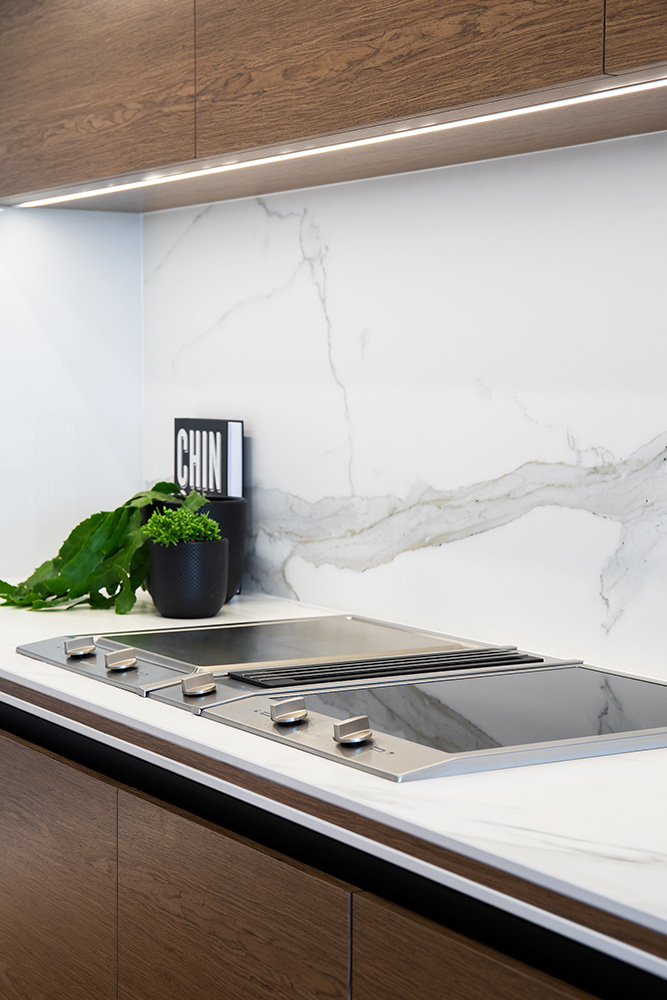 Neolith Estatuario Kitchen Sintered Stone Kitchen Benchtops Bathrooms Floors Walls Vanity BBQ Indoor Outdoor CDK Stone