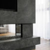 Neolith Krater Fireplace