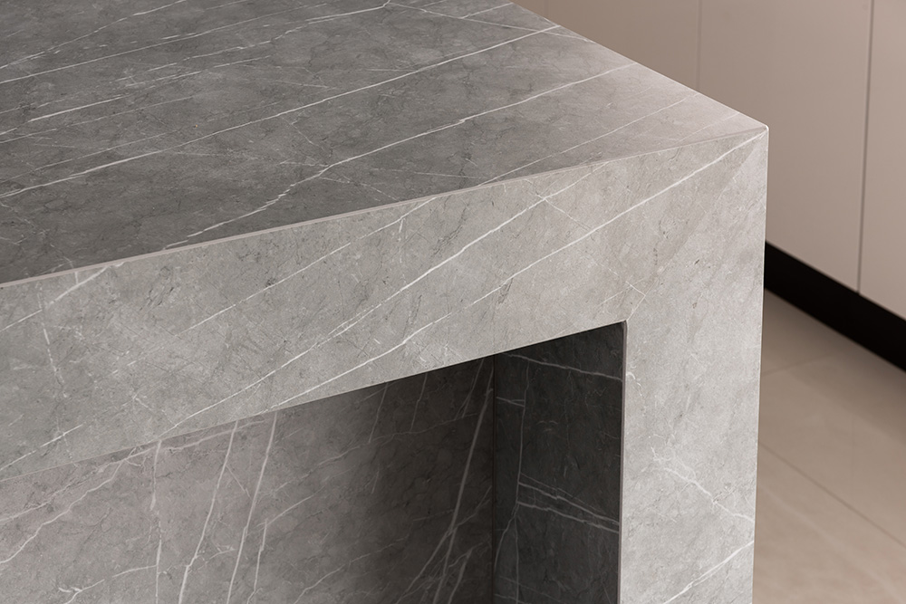Neolith Zaha Stone Sintered Stone Kitchen Benchtops Bathrooms Floors Walls Vanity BBQ Indoor Outdoor CDK Stone